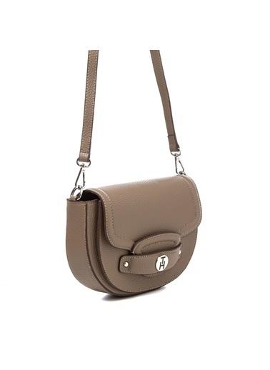 TH Bags TH Bags 2THCW2020042 Vizon Kadın Çapraz Çanta Vizon